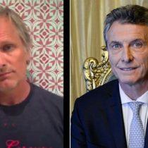 """""""Déjense de joder"""": reviven el """"palo"""" que Viggo Mortensen le tiró a Macri hace dos años por la industria del cine"""