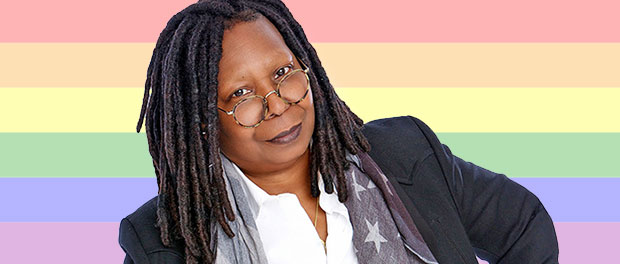 Whoopi Goldberg presentará ceremonia inaugural del World Pride de Nueva York