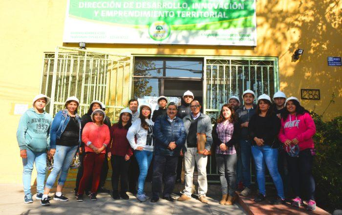 Comuna capacita a personas sordas y gestiona su inclusión en el mercado laboral