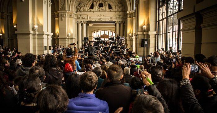 Día del Patrimonio: conciertos, exposiciones, obras y más en Barrio Mapocho