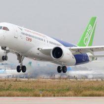 Comac, el fabricante chino de aviones que quiere competir con los gigantes Boeing y Airbus