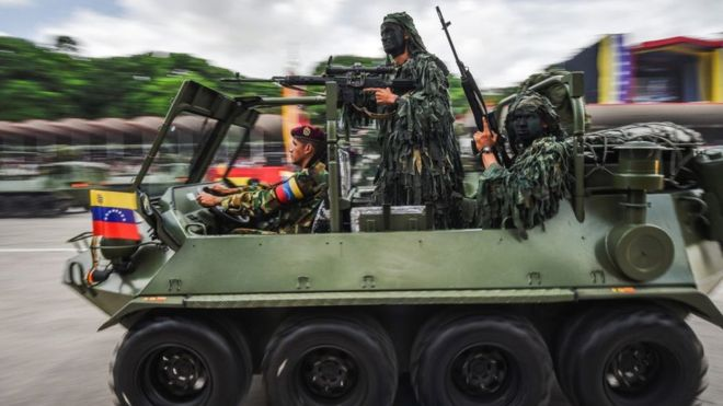 Crisis en Venezuela: qué es el TIAR, el pacto interamericano de defensa mutua al que quiere sumarse la oposición de Venezuela