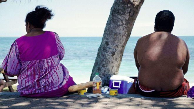 Los países de América Latina donde más ha crecido la obesidad