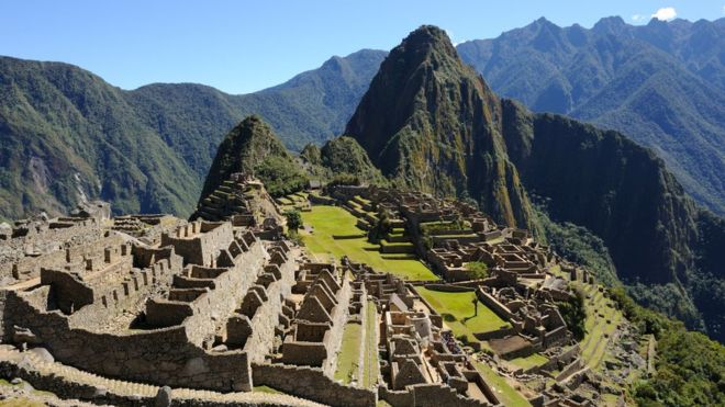 Chinchero, el polémico aeropuerto que Perú va a construir cerca de Machu Picchu