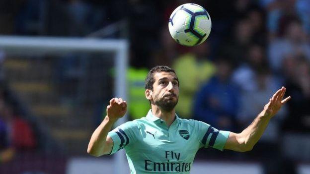 El conflicto en el Cáucaso por el que estrella del Arsenal no podrá jugar la final de la Europa League