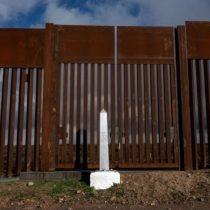 Muro de Trump con México: los simpatizantes del presidente de EE.UU. que empezaron a construir la barrera en la frontera
