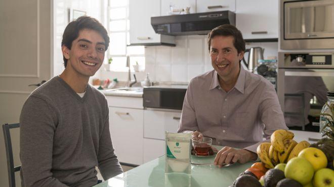 Javier Larragoiti, el mexicano que desarrolló una alternativa al azúcar para su padre diabético y acabó creando un negocio