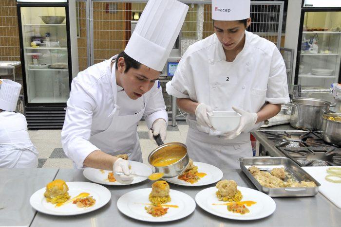 Concurso Nacional de Gastronomía elegirá representante de Chile al mundial Bocuse d'Or