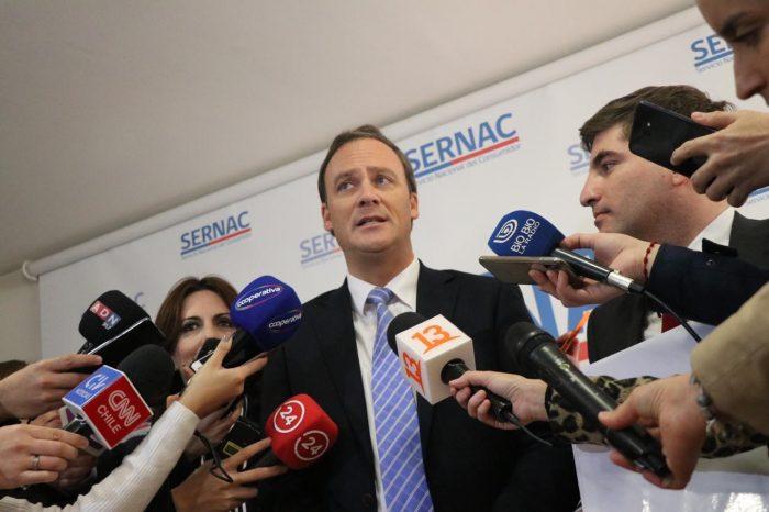 Ministro Ward entrega al Sernac antecedentes de publicidad engañosa por ofertas inmobiliarias con playa privada