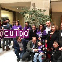 #YoCuido: autoridades se reunirán para legislar y reconocer como sujeto de derecho a las cuidadoras informales