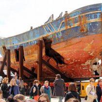 Venecia: globalización, cambio climático yfake news son los temas delarte político en la Bienal