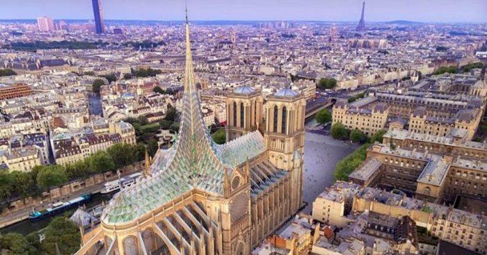 Polémica por reconstrucción de Notre Dame: ¿un templo medieval del siglo XXI?