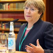 """Michelle Bachelet: """"Vivimos un retroceso en los derechos de género"""