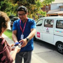 Comuna es pionera en entrega domiciliaria de medicamentos a pacientes con dependencia severa y postrados