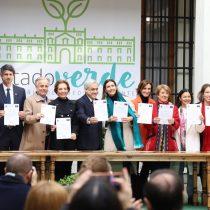 Lanzan el Programa Estado Verde que compromete buenas prácticas ambientales
