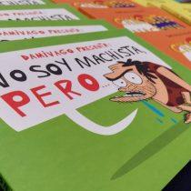 Dibujante antofagastino Damivago lanza libro