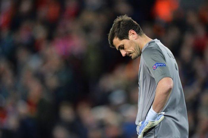 Operan de urgencia a Iker Casillas tras sufrir un infarto durante entrenamiento