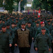 Maduro pide a militares desarmar a los