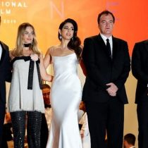 Tarantino presenta en Cannes