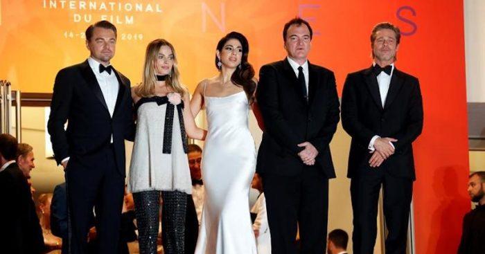 "Tarantino presenta en Cannes ""Once Upon a Time in Hollywood"" confirmando que sigue fiel a sus excesos"
