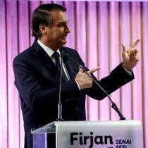 Un jefe complicado: Bolsonaro busca su cuarto secretario de Prensa en seis meses