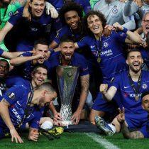 Chelsea gana la Europa League tras derrotar a Arsenal con un gran Eden Hazard
