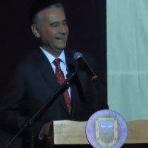 El machista chiste del alcalde de San Vicente de Tagua Tagua durante su cuenta pública