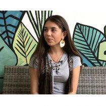 El talento joven de Sophi Lira en A Tono: abordar el tema de la conciencia ecológica es lo importante