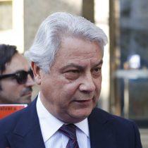 Conductor denunció al diputado Jaime Naranjo por chocarlo en Viña del Mar