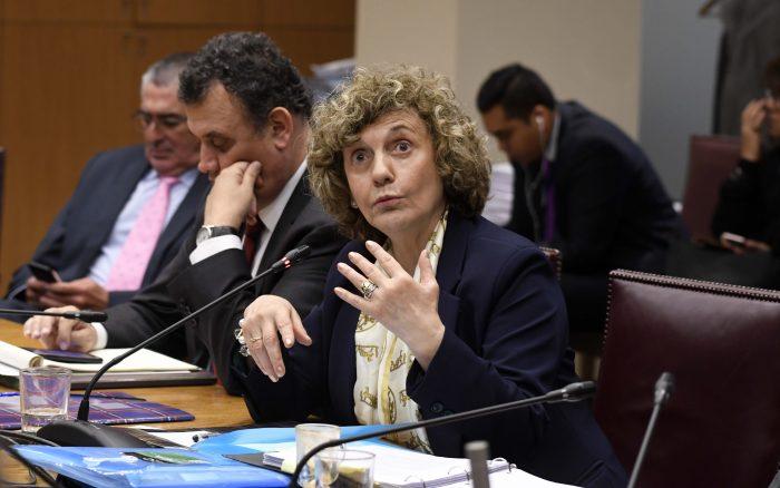 No es solo la prensa: informe de fiscal confirma gestiones de Dobra Lusic a favor del operador John Campos