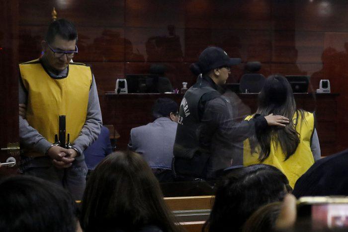 Caso Nibaldo Villegas: Johanna Hernández y Francisco Silva son sentenciados a las penas máximas