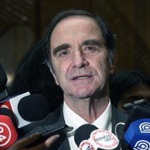 Ministro de Justicia aseguró que Dobra Lusic le pidió retirar su candidatura a la Suprema