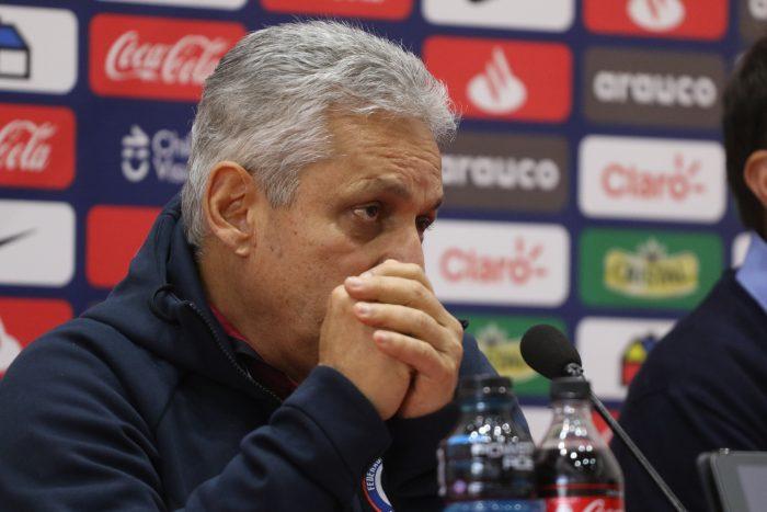 Reinaldo Rueda justifica ausencias de Claudio Bravo y Marcelo Díaz: