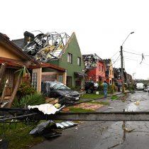 Piñera confirma que el Ejército y la Armada trabajarán en la reparación de viviendas en zonas afectadas por tornado