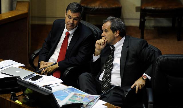 Allamand versus Ossandón: disputa en RN por ser la mejor opción presidencial en el futuro