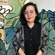 """Ana Llurba sin pelos en la lengua: """"Ser una escritora feminista es escribir lo que te salga del coño"""""""
