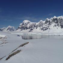 Derretimiento de glaciares ayudó al desarrollo de importantes poblaciones de microalgas en dos bahías antárticas