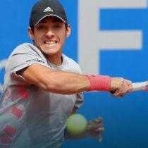 Aplastante victoria: Christian Garín derrota al argentino Diego Schwartzman y avanza de ronda en el ATP de Múnich