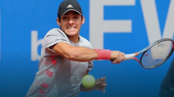Dura derrota: Cristian Garín cayó ante Stan Wawrinka y quedó eliminado de Roland Garros