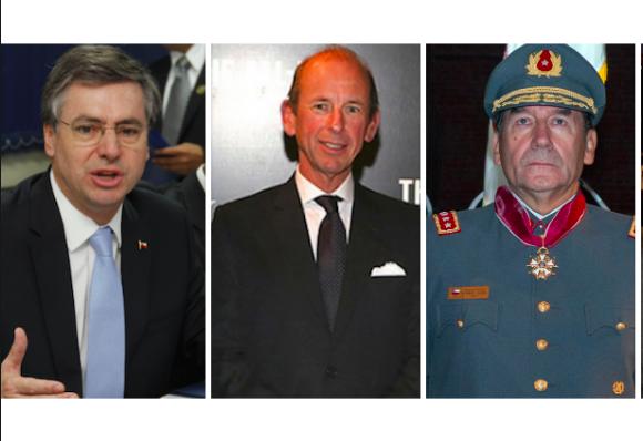 PDI incauta en Ditec cheque a nombre de general (r) Fuente-Alba en el marco de investigación por lavado de dinero