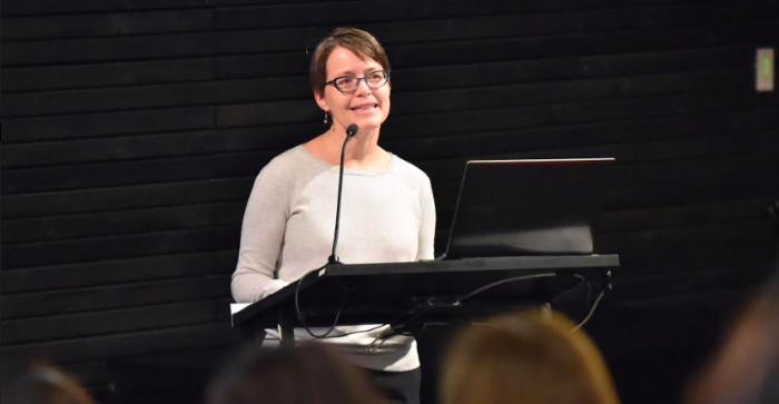 Kara S. Finnigan, experta de EEUU en Política Educativa:
