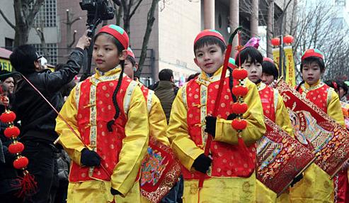 El legado de comunidades chinas