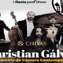 Ciclo de Jazz: Christian Gálvez y Ensamble de Cámara Contemporáneo en Club Amanda