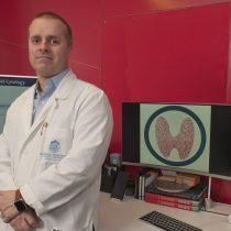 La tecnología chilena de diagnóstico que ya ha evitado la cirugía de tiroides a 37 personas