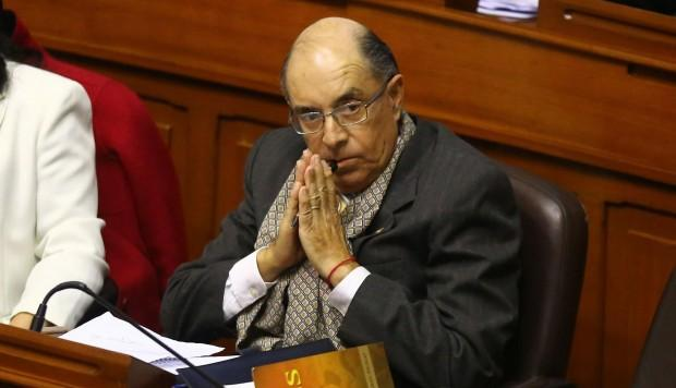 Justicia peruana ordena detención de excongresista que fue catalogado como
