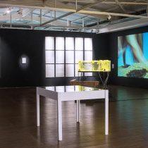 """Exposición colectiva """"Tiempo Profundo"""" en Centro Nacional de Arte Contemporáneo Cerrillos"""