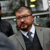 Allanamiento al fiscal Moya: tenía celulares y discos duros de dos jueces de Rancagua en su casa