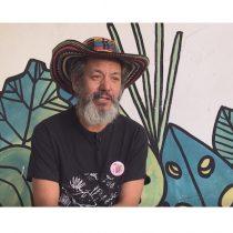 Músico y productor penquista Germán Estrada: