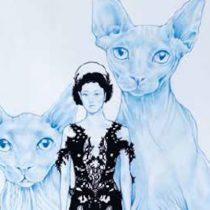 """Exposición colectiva """"El Jardín Secreto"""" unirá el mundo de la moda y la ilustración en Galería Casa Uno"""