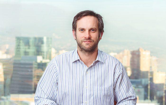 José Tomás Daire, el amigo de la infancia de Cristóbal Piñera y co-fundador de Hopin que participó en la gira presidencial a China